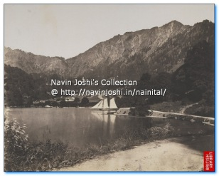 1855 nainital (Photographer Dr. John Murray)