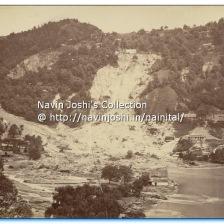 1880 Land slide
