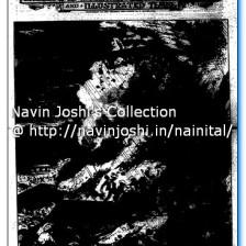 1880 Pennyillustrated Nainital landslip News