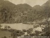 1880s. Naini Tal Flats