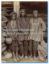 1890 Pahari Women