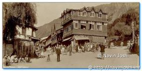 1895 Mallital's entrance