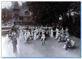 1900 The annual Boat House Regatta, dated