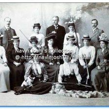 1900 The Ladies Rook Rifle Club, Naini Tal