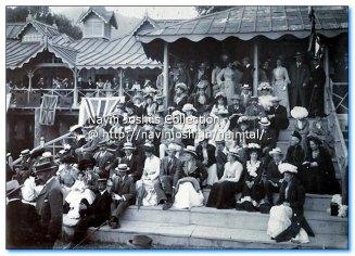 1902 Civil Service Week at The Boat House Club, Nainital