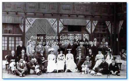 1902 Raj Bhavan, Naini Tal vs Ranikhet Week