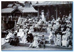 1902 The Naini Tal & Ranikhet Regatta Week at The Boat Club