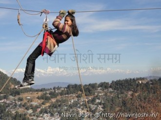 Adventure Tourism in Nainital