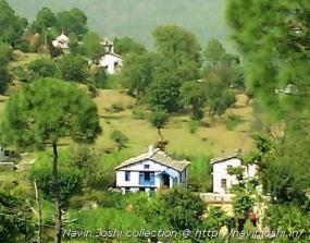 Pahadi Home near Chitai-Almora