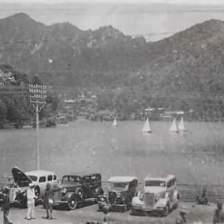 तल्लीताल डाठ पर वाहन (1915 के बाद)