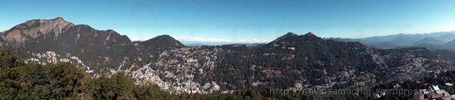 Nainital Panorama (3)
