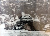 Nainital's Oldest (1857) CRST Inter College (Then Mission School and later Humphrey School), without Boat House club and todays Mallital Rickshaw Stand and Mall Road Market,