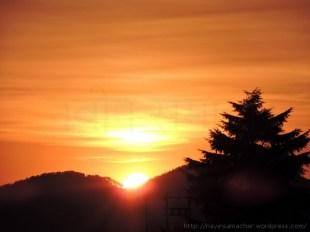 Sunset from Gangolihat