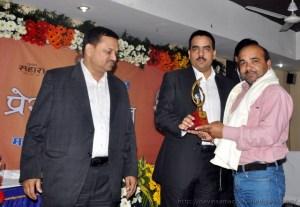With Upendra Ray ji