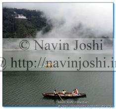 Nainital in Showers