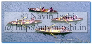 Boating in Naini tal