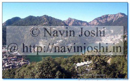 Nainital Panorama