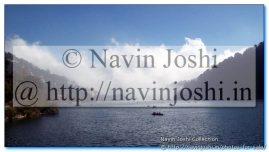 Clouds reaching Nainital