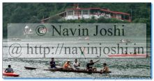 Independence day celebration in Nainital