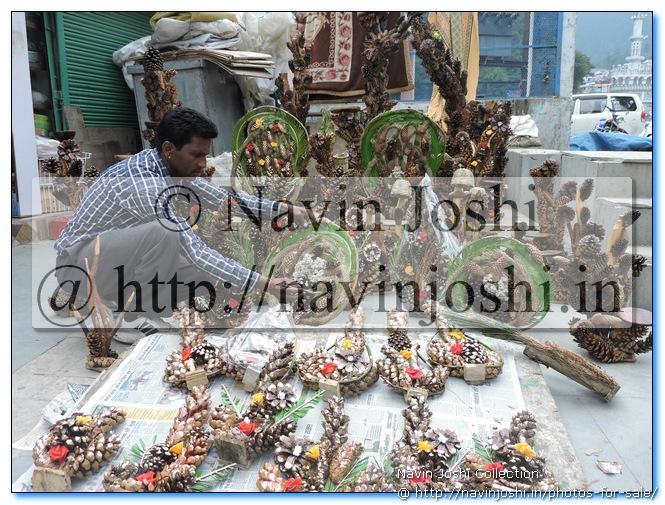 Famous Wood Craft of Nainital