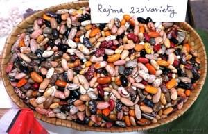 220 प्रकार के राजमा