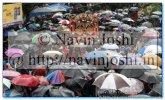 Nanda Devi Mahotsav During Heavy Rains