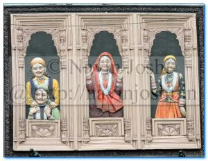 Uttarakhandi Ladies