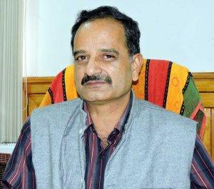 Kumaon University Vice Chancellor Pr. Hoshiyar Singh Dhami