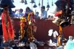 छोटा कैलास पर्वत में इस तरह खुले में विराजते हें शिव