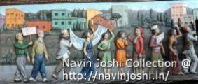 (पृथक उत्तराखण्ड राज्य आन्दोलन के दौरान नैनीताल में शहीद हुए प्रताप सिंह का परिवार)