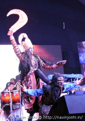 Kali Dance-2014
