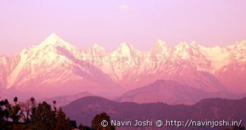 Panchachuli Himalaya